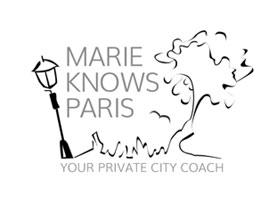 Marie Knows Paris | Réalisation site vitrine avec WordPress, Identité visuelle, Conseil en communication digitale et SEO