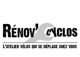 Rénov'Cyclos | Réalisation site vitrine avec WordPress, Identité visuelle, Conseil en communication digitale et SEO